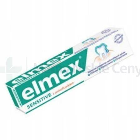 ELMEX SensitivPasta do zębów 75 ml